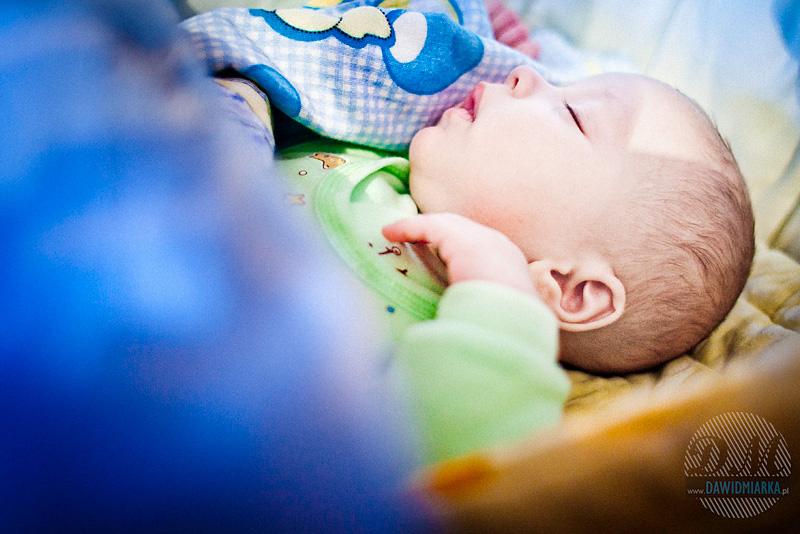 Fotografia zdjęcia dziecka Andrychów