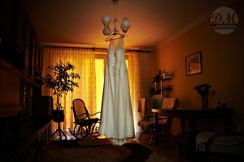 Suknia ślubna dla Młodej Pani Bielsko Biała
