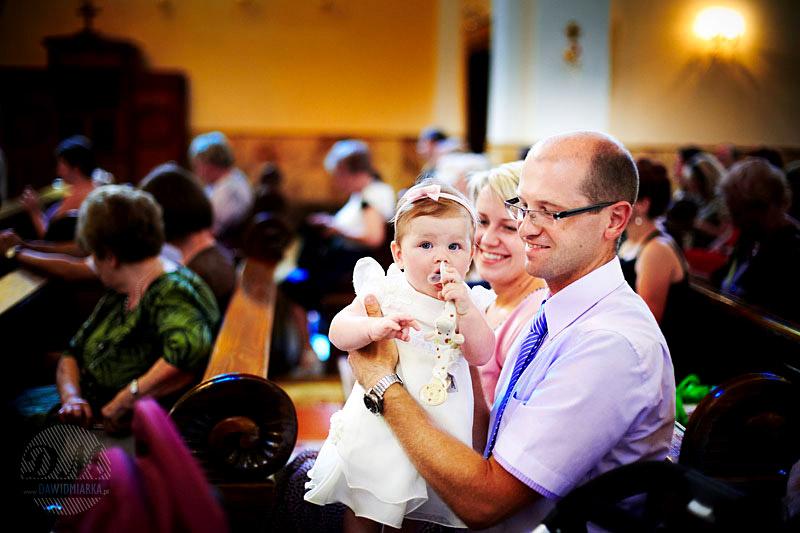 Małe dzieci na ślubie
