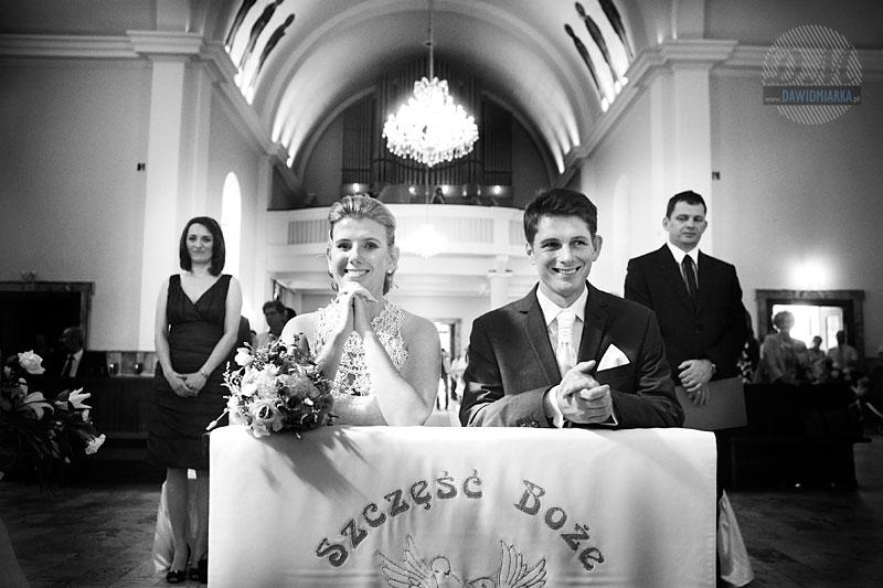 Ceremonia zaślubin - zdjęcia ślubne Bielsko Biała
