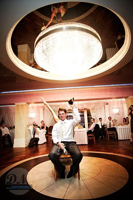 Wesoła zabawa weselna dla Młodej Pary - test na zgodność