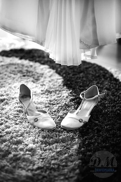 Buty ślubne dla Młodej Pani