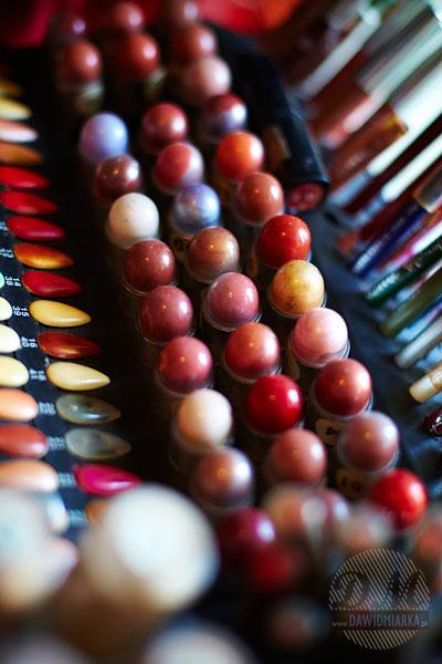 Paleta kolorów do makijażu Młodej Pani