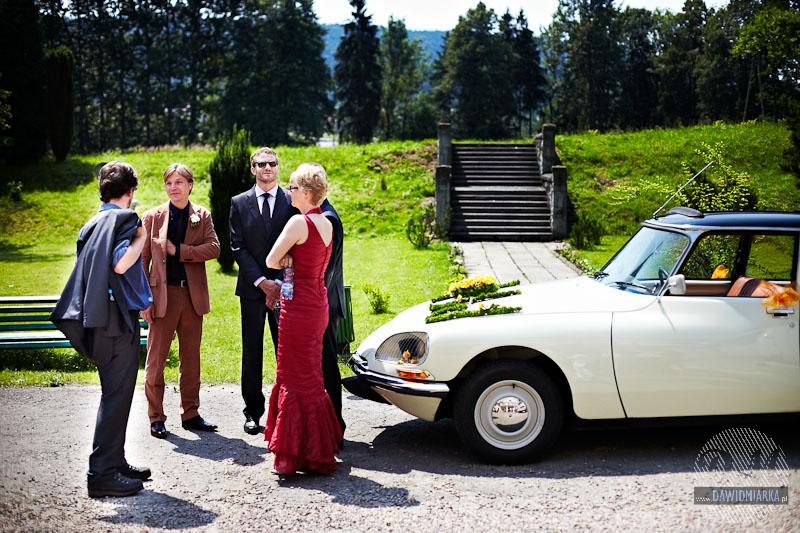 Wyjazd Młodego Pana - zdjęcia z przygotowań przedślubnych