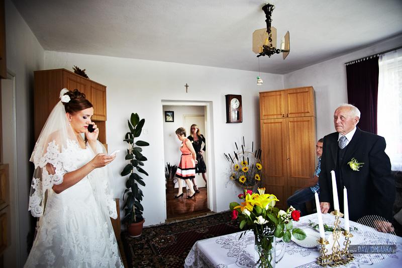 Przygotowania przedślubne Młodej Pani