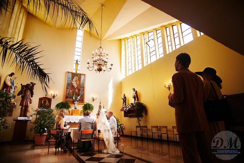 Kaplica boczna w kościele św. Mikołaja w Witanowicach