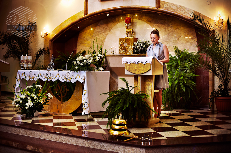 Czytania z Pisma Świętego i psalmy na ślubie