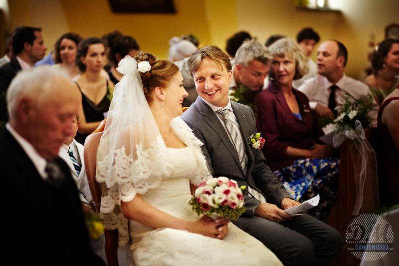 Zdjęcia ze ślubu Nowożeńców - Wadowice