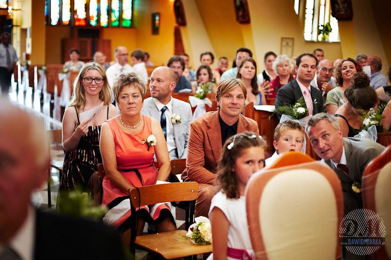 Zdjęcie ślubne świadków Młodej Pary