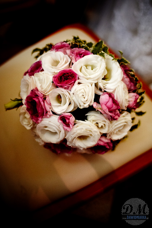 Zdjęcia bukietów do ślubu dla Młodej Pani