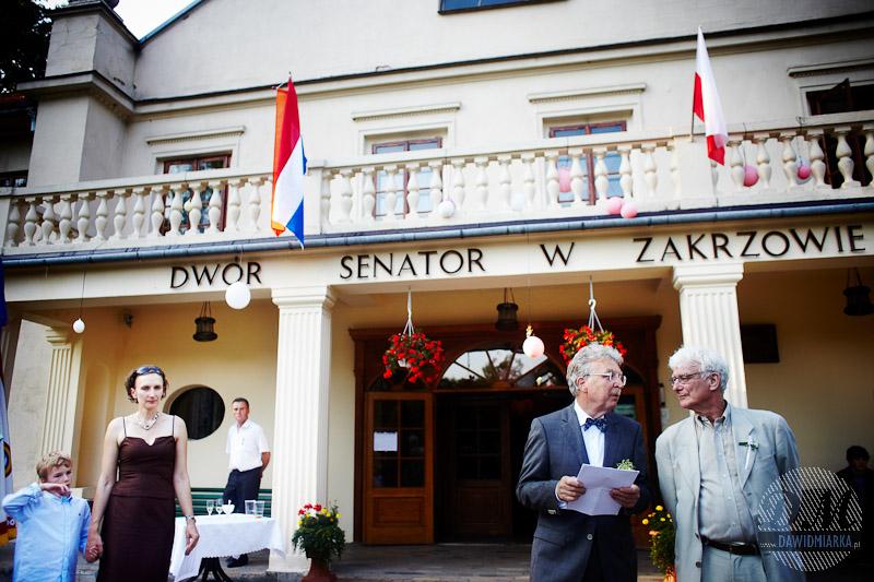 Zdjęcia Dworu Senator w Zakrzowie (między miejscowościami: Lanckorona i Stryszów