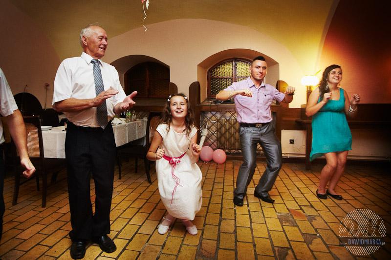 Zabawy weselne dla dzieci - kaczuszki