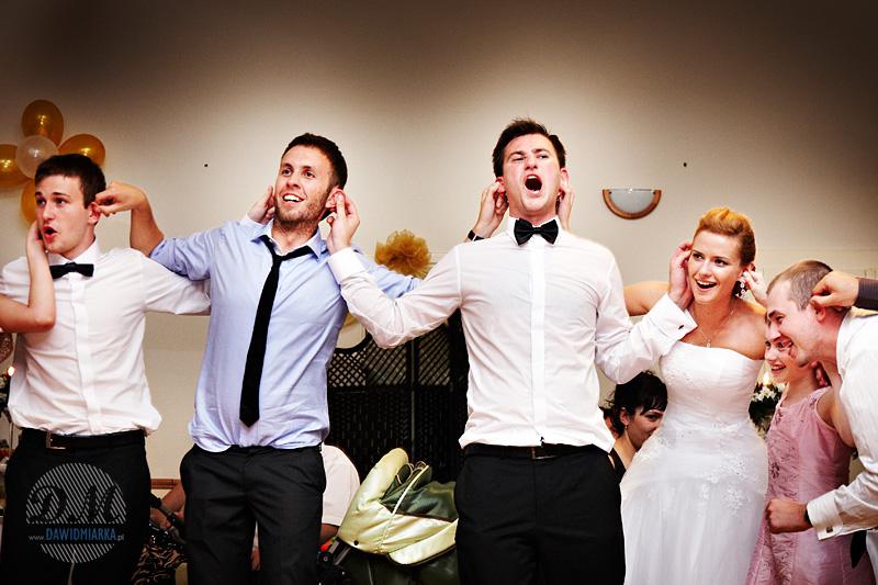Zdjęcia z zabawy weselnej