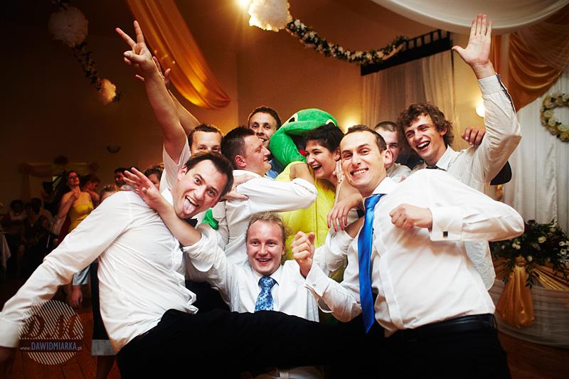 Zabawy weselne dla dorosłych