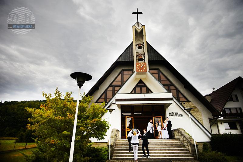 Kościół ewangelicki w Brennej - ap. Bartłomieja