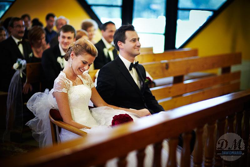 Zdjęcia ze ślubu - Brenna, Skoczów