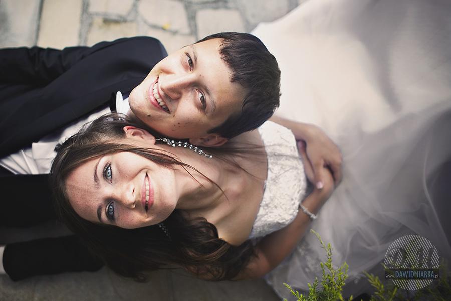 Zdjęcie ślubne Wawel