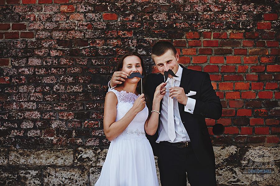Zakręcone ślubne zdjęcia.