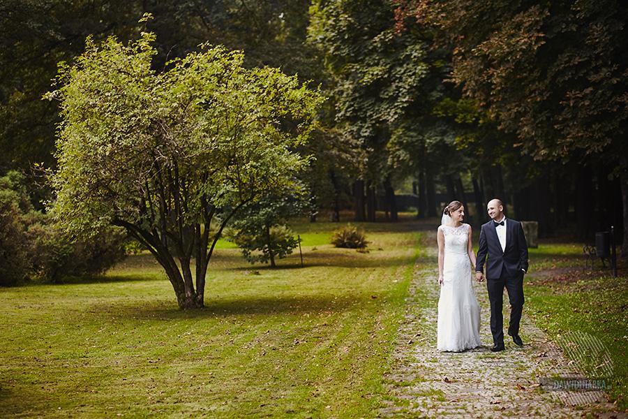 Zdjęcia ślubne Sucha Beskidzka