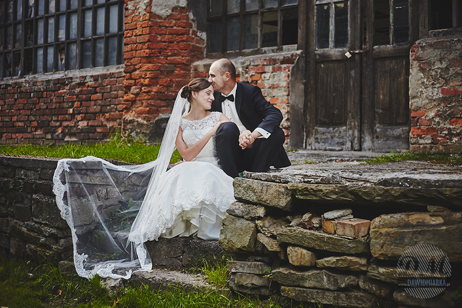 Plener ślubny na Zamku Suskim