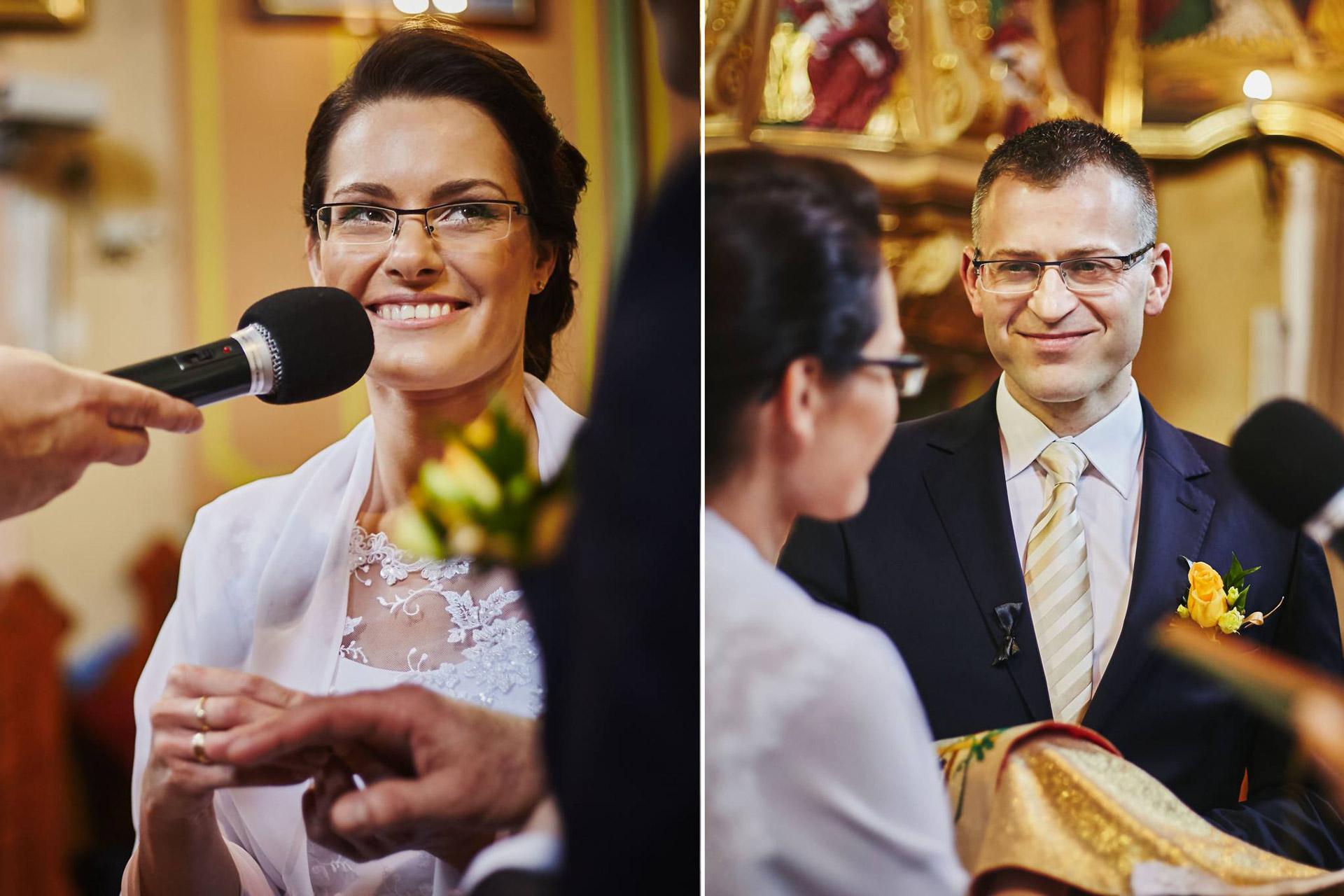 Iwona i Grzegorz – ślub i plener|Fotograf ślubny Czechowice Dziecice