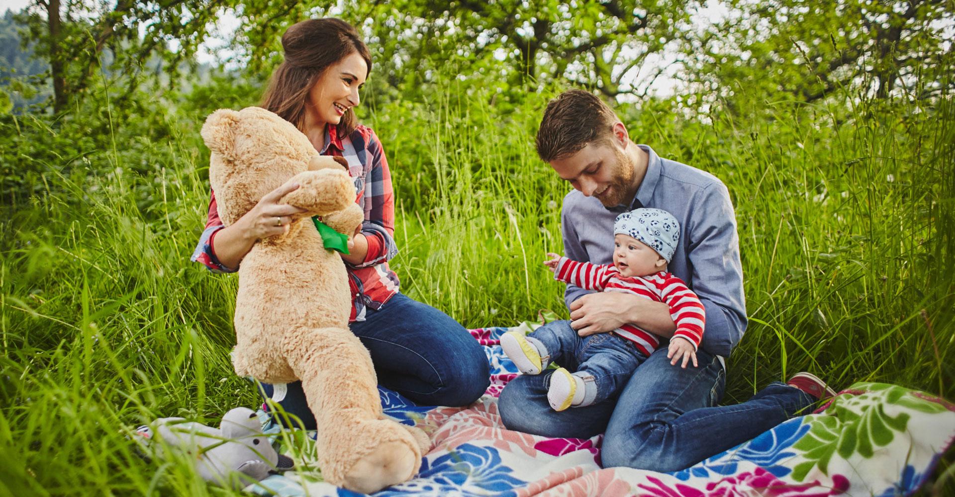2+1 :)  |  Zdjęcia rodzinne Andrychów
