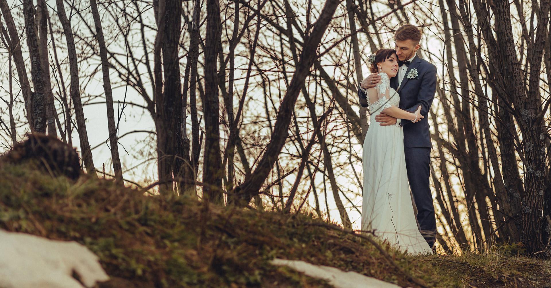 Paulina i Jarek Plener | Fotografia ślubna