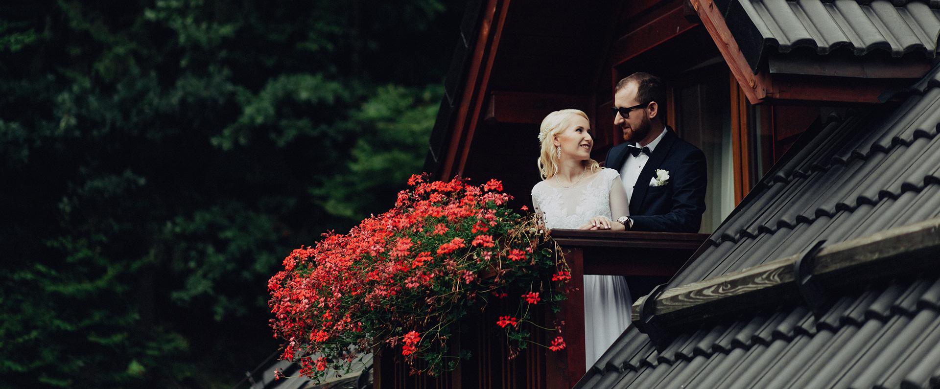 Karolina i Piotr | Fotografia ślubna Andrychów