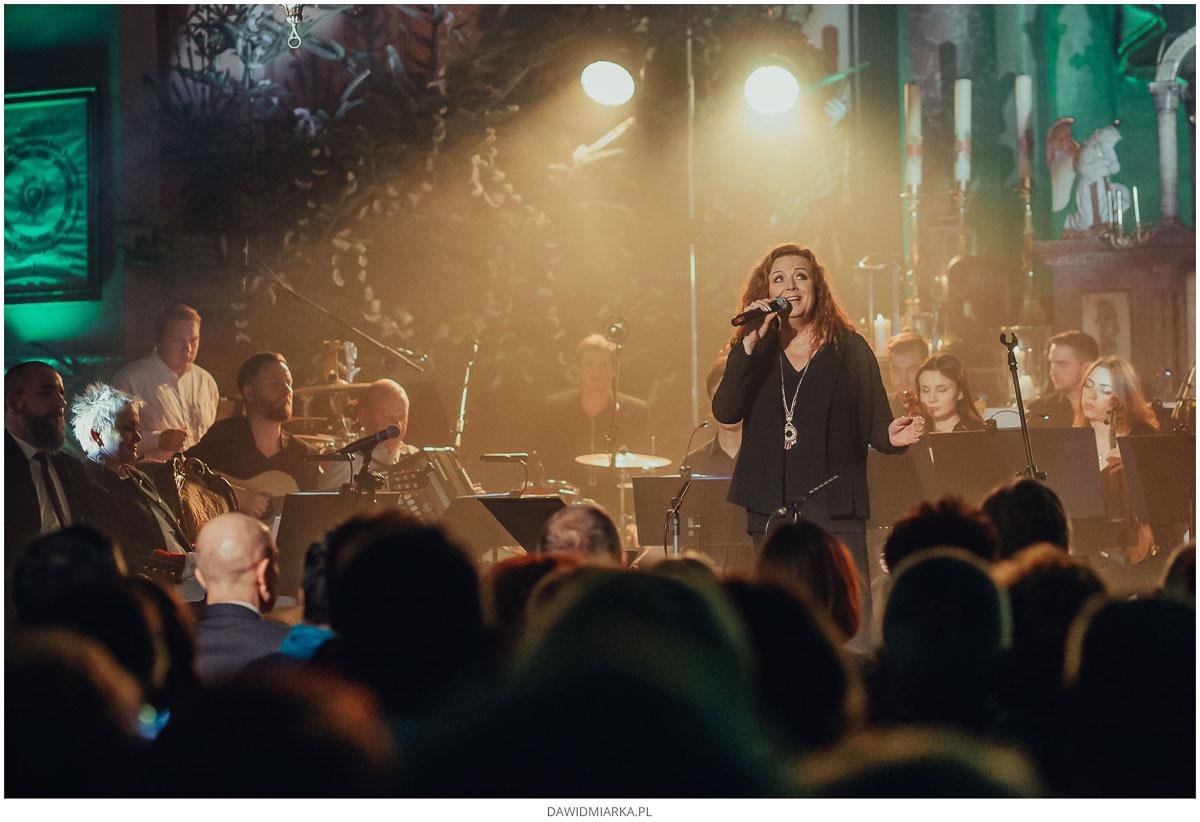 Hanna Banaszak koncert kolęd i pastorałek Inwałd.