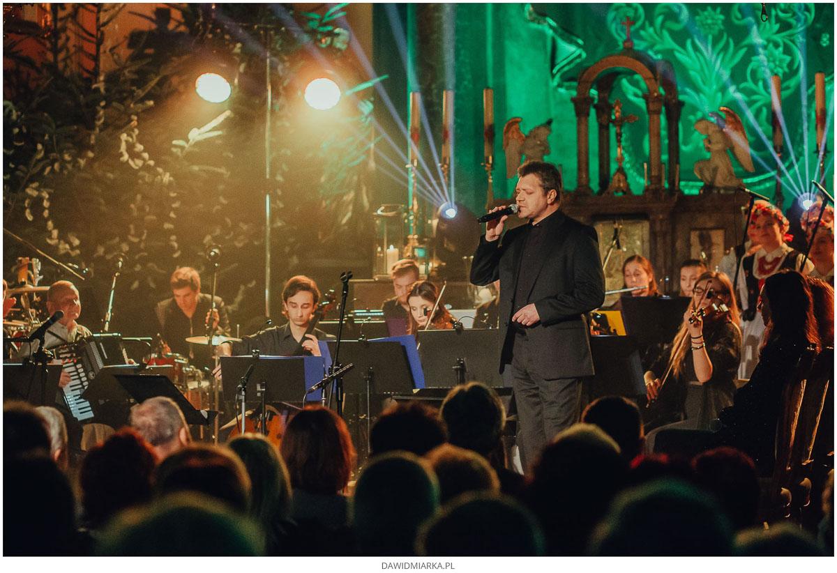 Krzysztof Kiljański koncert kolęd i pastorałek Inwałd 2017 700 lecie.